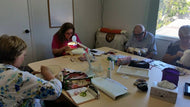 Creative Tapestry Class (Last Monday of each month)