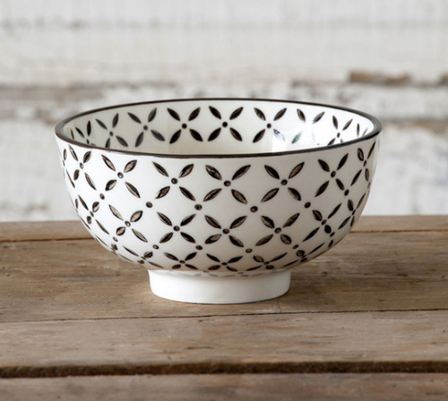 Bradley collection ice cream bowl