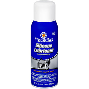 Permatex Silicone Spray Lubricant