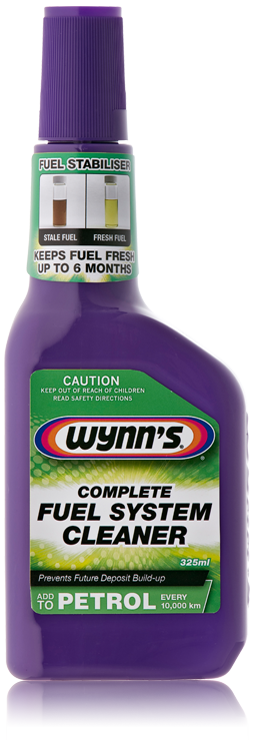 Complete Fuel System Cleaner (Petrol and Diesel)