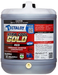 Tectaloy Xtra Cool Gold Concentrate (Green/Red)