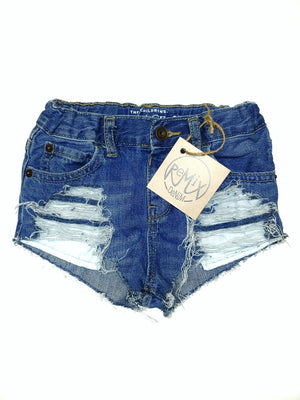 Hilo Super Distressed Shorties