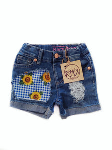 Sunflower Distressed Shorts