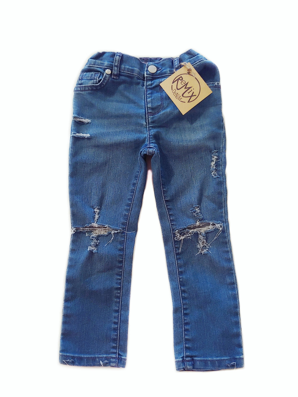 Lennox Distressed Jeans