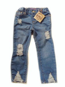 Kate Distressed Jeans