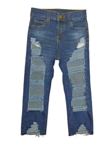 Gianna Distressed Jeans