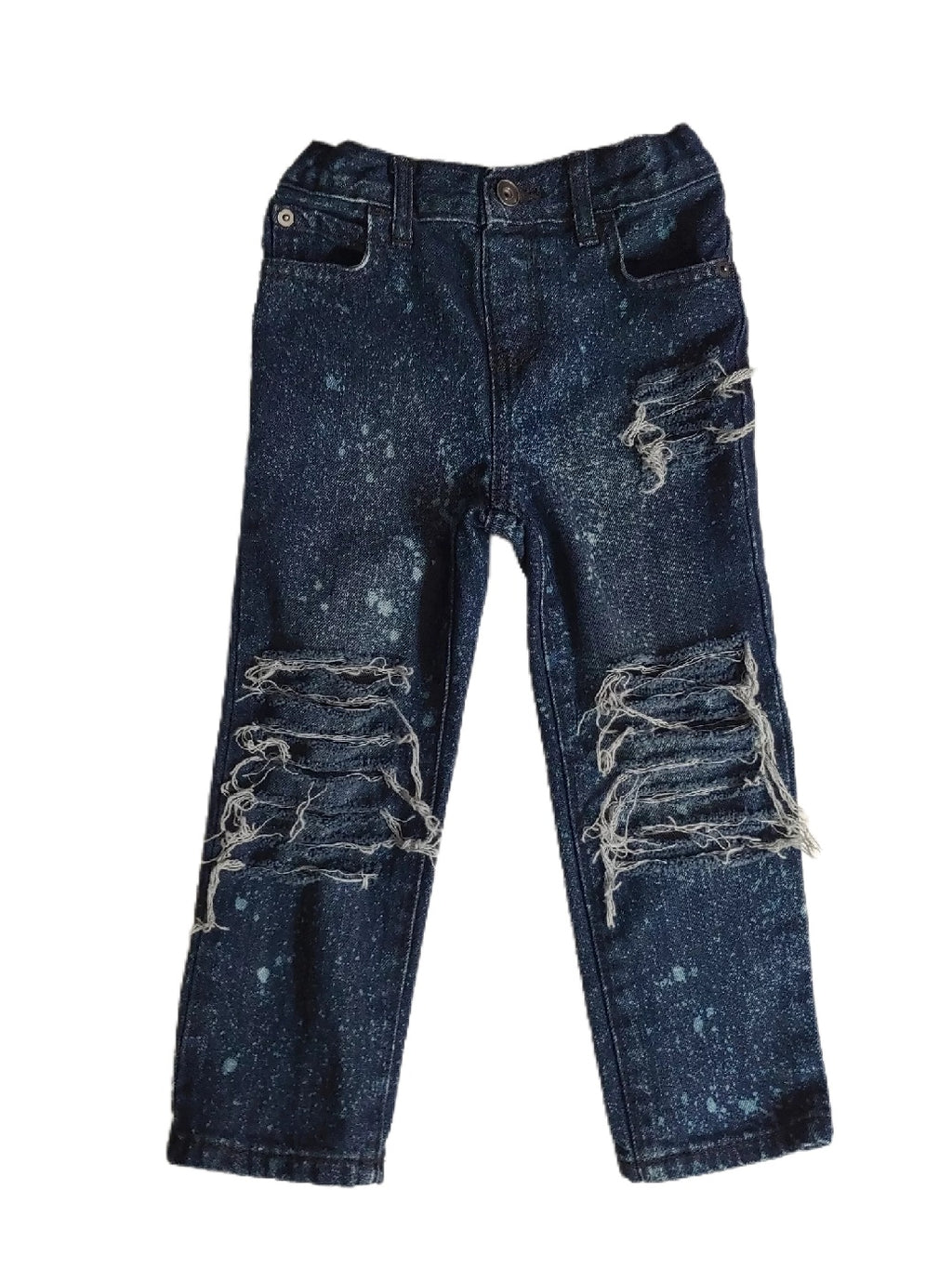 Lake Distressed Jeans