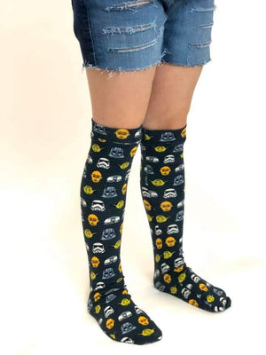 """The Force"" Knee High Socks"