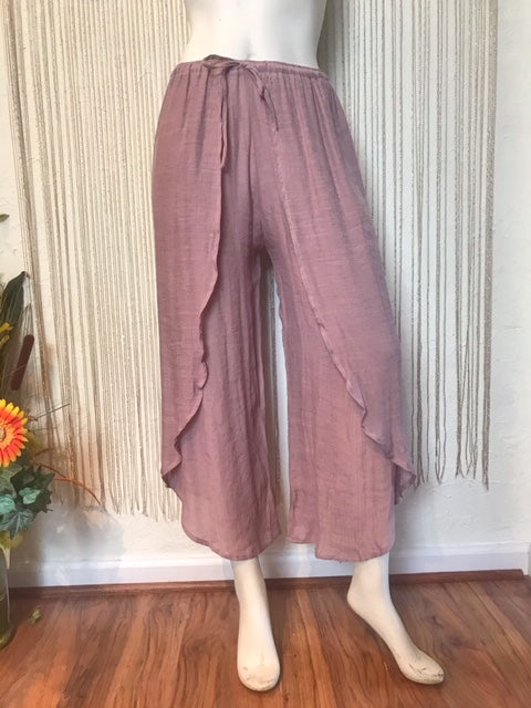 Lightweight Linen Pants