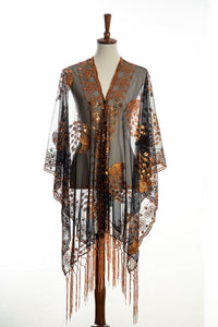Sequin Multi Wear Tunic