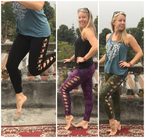 Braided Yoga Leggings