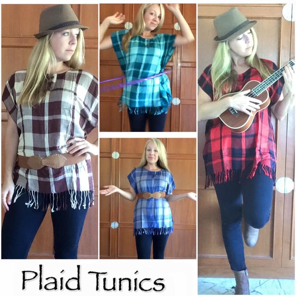Plaid Large Lumberjackie