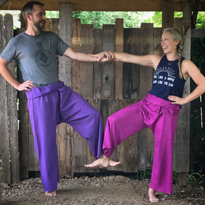 Thai Fisherman Pants -Cotton