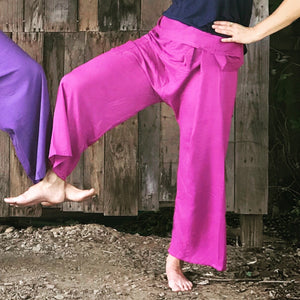Thai Fisherman Pants -Rayon
