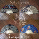 Handmade Collapsible Fan