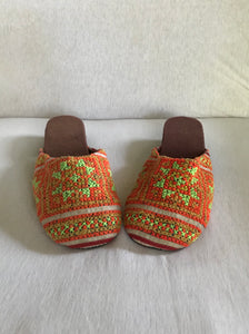 Hilltribe Shoes