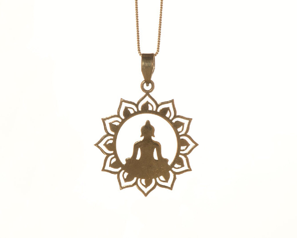 Seated Yogi Flower