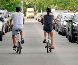Get Out, Ride Free: How Daily Bike Rides Can Keep You Fit and Stay Healthy – and Sane