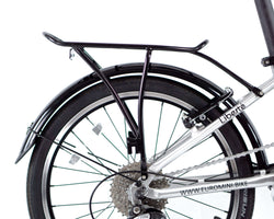 Lightweight Rear Rack - ZiZZO Folding bike