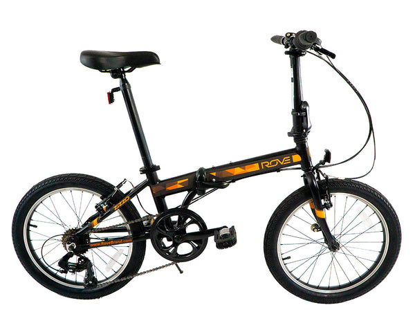 Rove Limited Edition - ZiZZO Folding bike