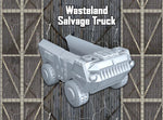 Wasteland Salvage Truck