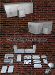 28mm Caravan and Accessories