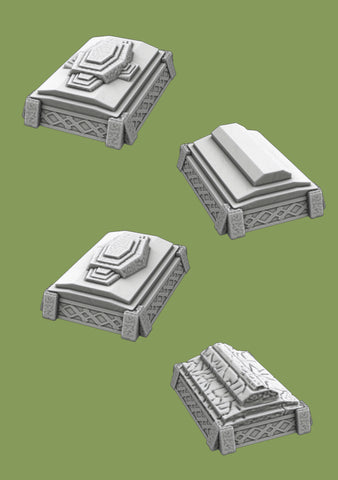 Dwarven Tombs- 3D Printable