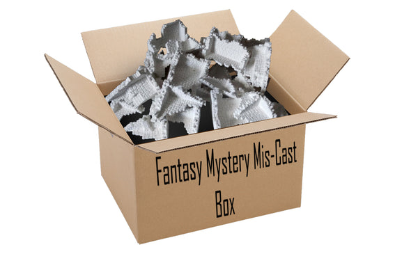 """UK Exclusive!"" 1KG fantasy Plaster Ruins Mis-cast Mystery box! - Free Shipping UK"