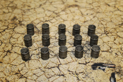 Gaslands Resin Barrels