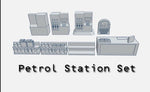 28mm Petrol / Gas station accessories