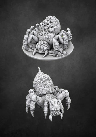 Spiders - 3D Printable
