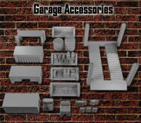 28mm Garage Accessories