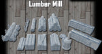28mm Lumber mill