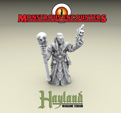 28mm Necromancer