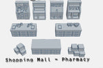 28mm Pharmacy Accessories
