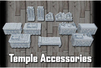 28mm Temple Accessories