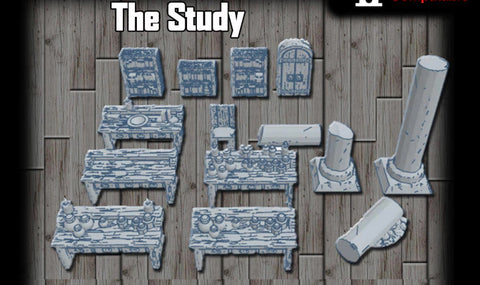 28mm study accessories