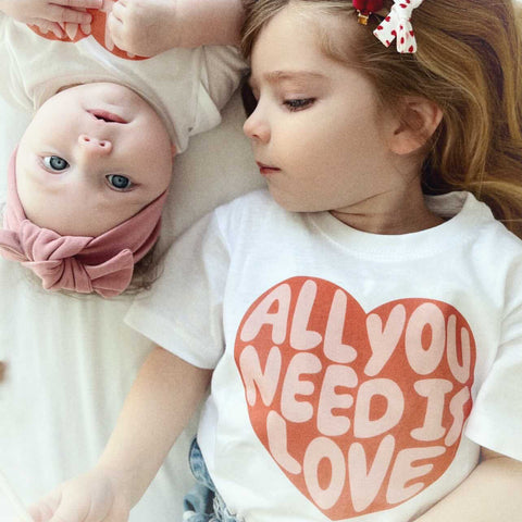 All You Need Is Love Children's T-Shirt