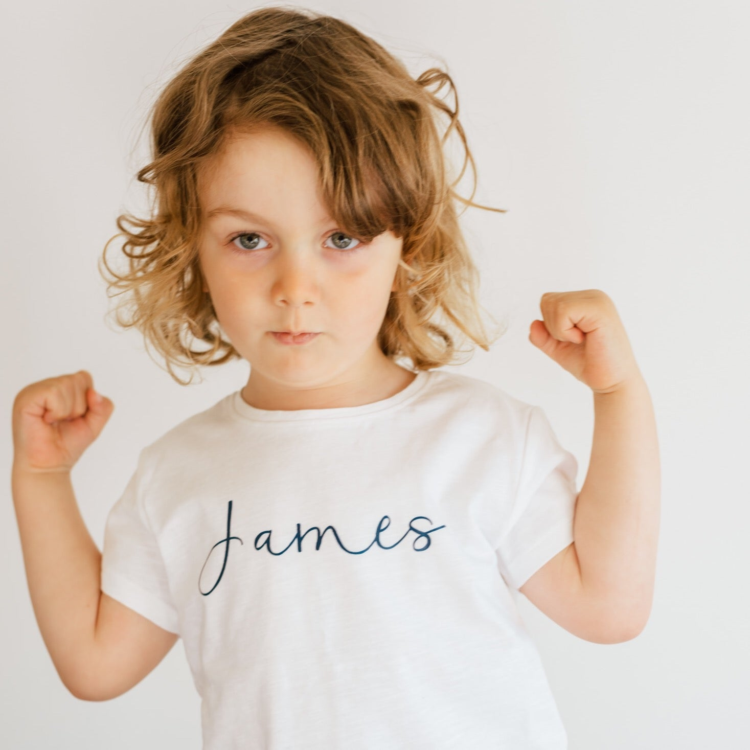 Childrens Personalised T-Shirt