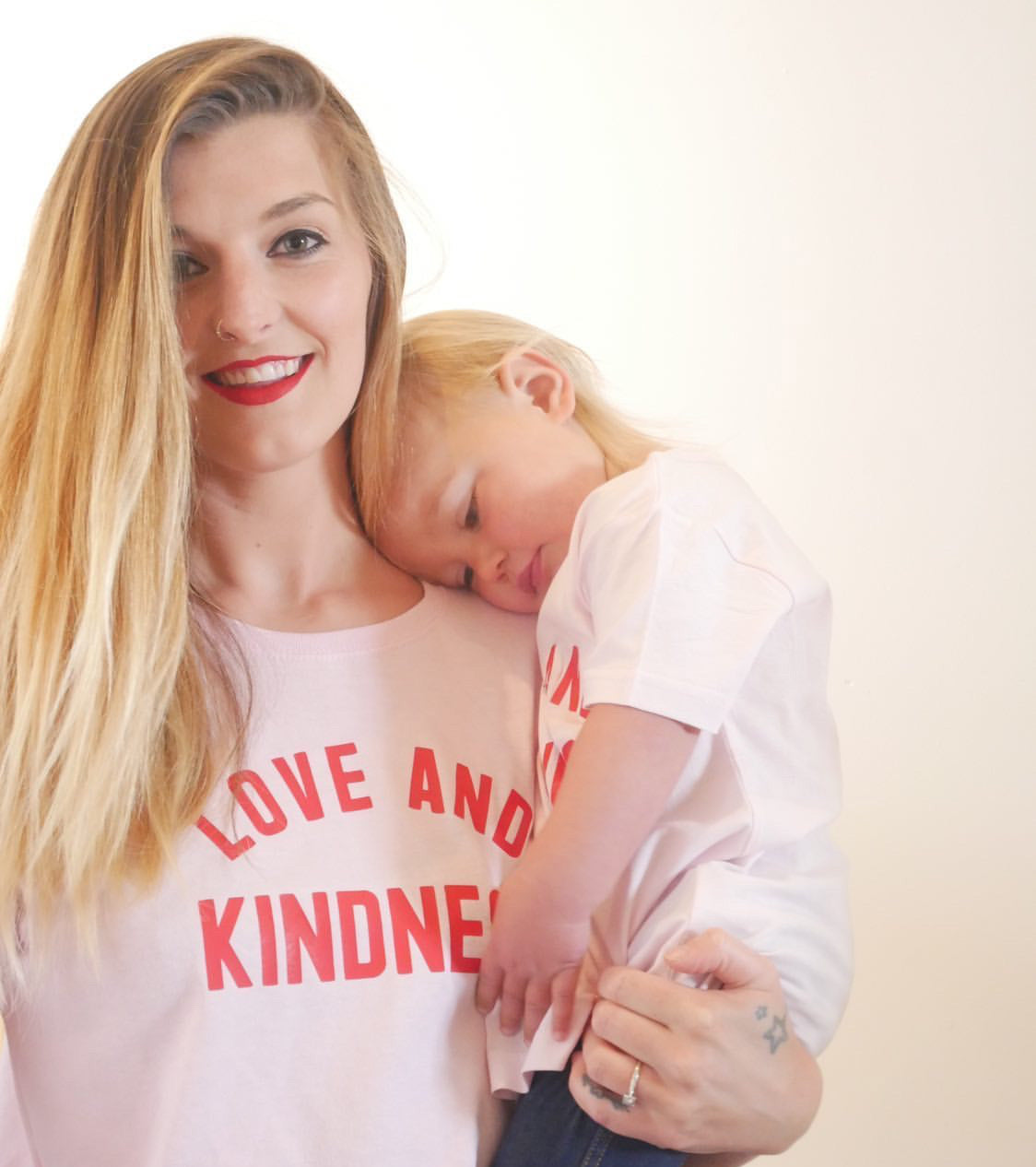 Adult Love And Kindness T-Shirt