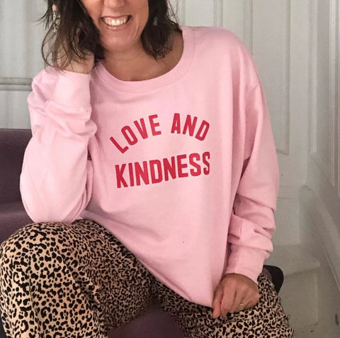 Love And Kindness Sweater
