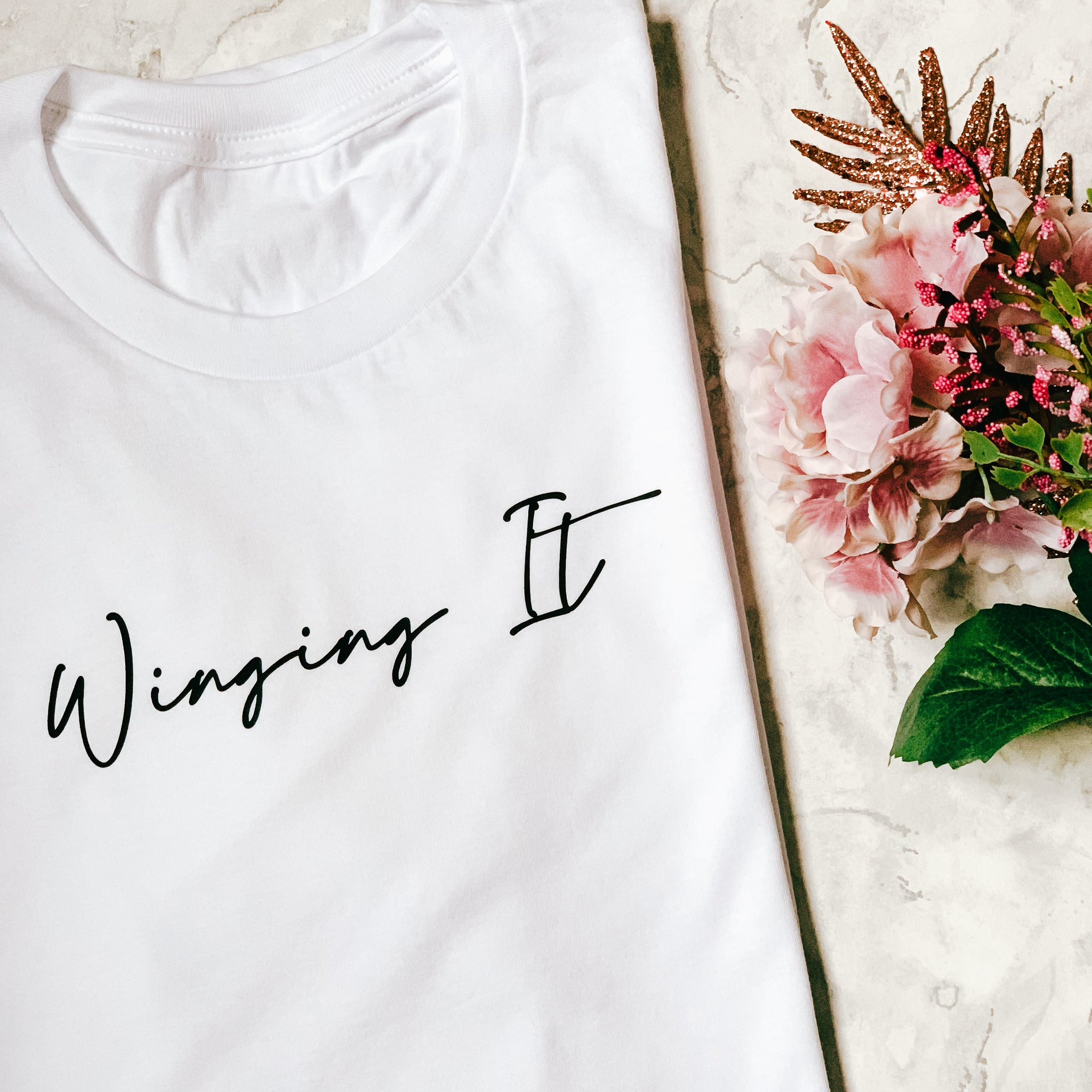 Winging It T-Shirt
