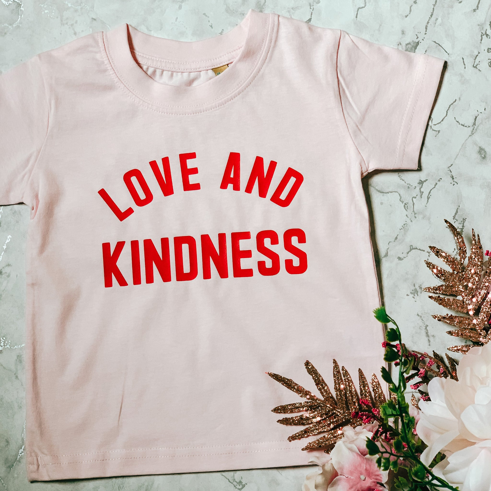 Kids Love And Kindness T-Shirt
