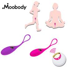 USB Rechargeable TPE Love Egg Vibrators Wireless Remote Control Vibrating Massage Ball Adult Sex Product