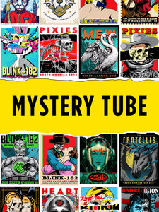 Mystery Poster Tube
