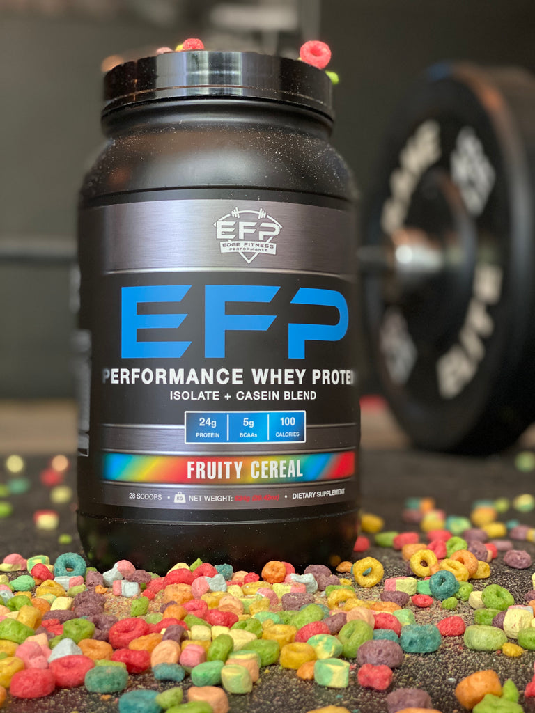 What's new in EFP performance whey protein?