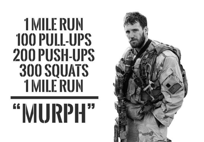 "3 Tips for ""Murph"" CrossFit Workout"