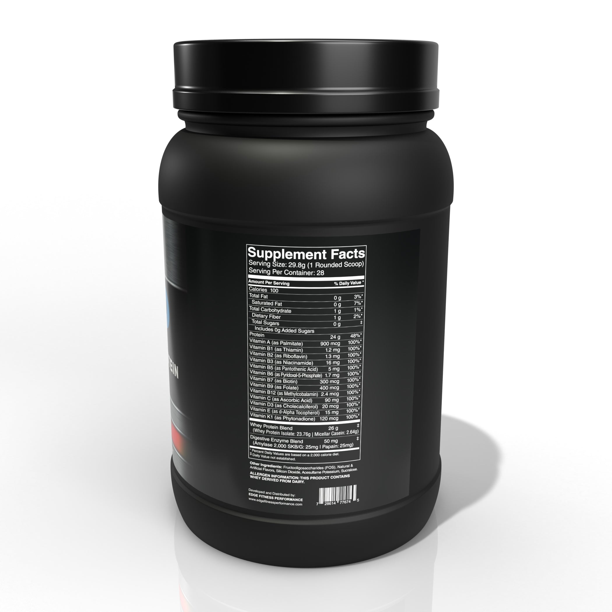 EFP Performance Whey Protein