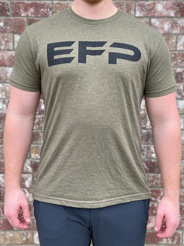 Team EFP Shirt Army Green