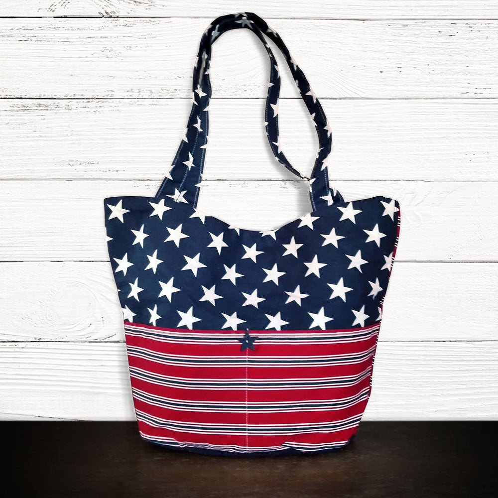 Patriot Bag with Free Face Mask Cover